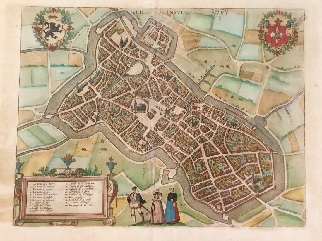 Lille, (Flanders, Belgium)