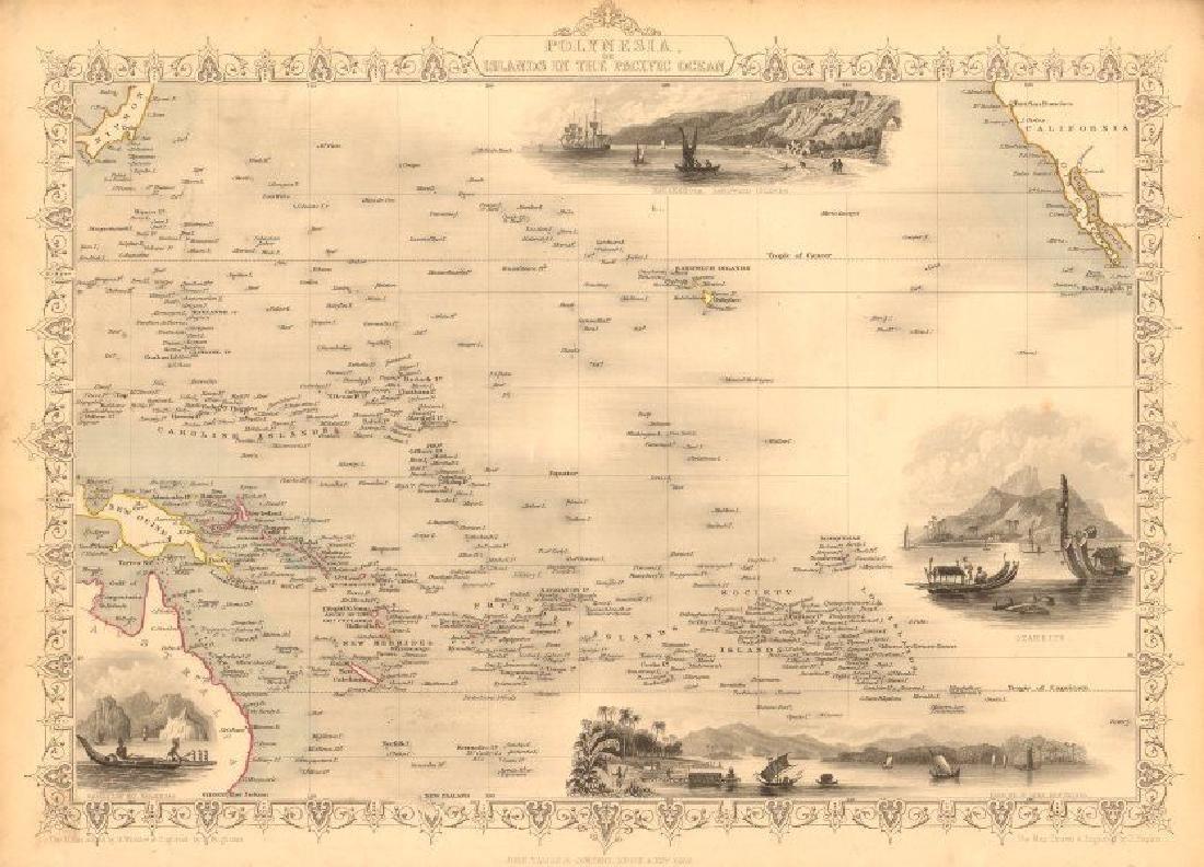 POLYNESIA/PACIFIC ISLANDS. inc Sandwich/Hawaiian