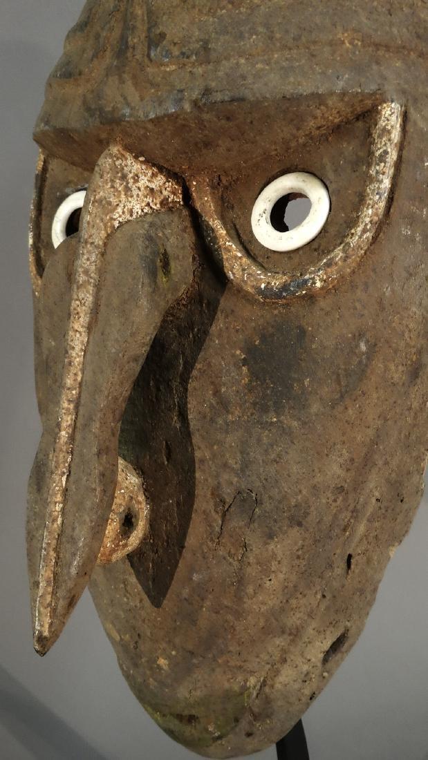"""First Class Dance Mask """"SIKA"""" from Sassoia - Boiken - 8"""