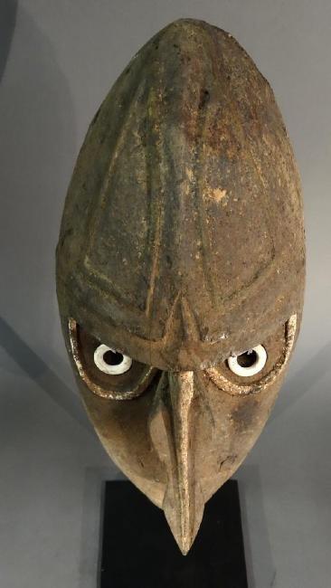 """First Class Dance Mask """"SIKA"""" from Sassoia - Boiken - 9"""