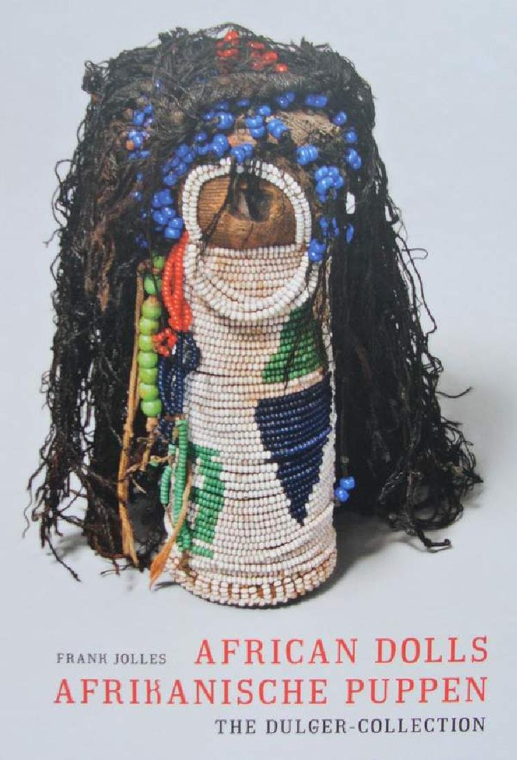 Book : African Dolls - The Dulger Collection - 5