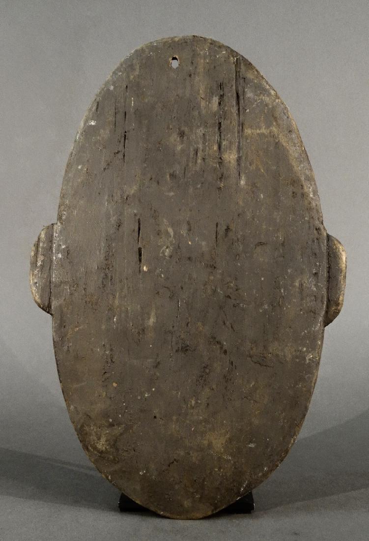 Ancestor wall mask from Torembi village - SEPIK - Papua - 2