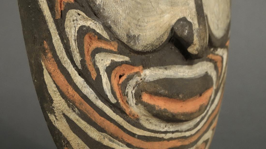 Ancestor wall mask from Torembi village - SEPIK - Papua - 3