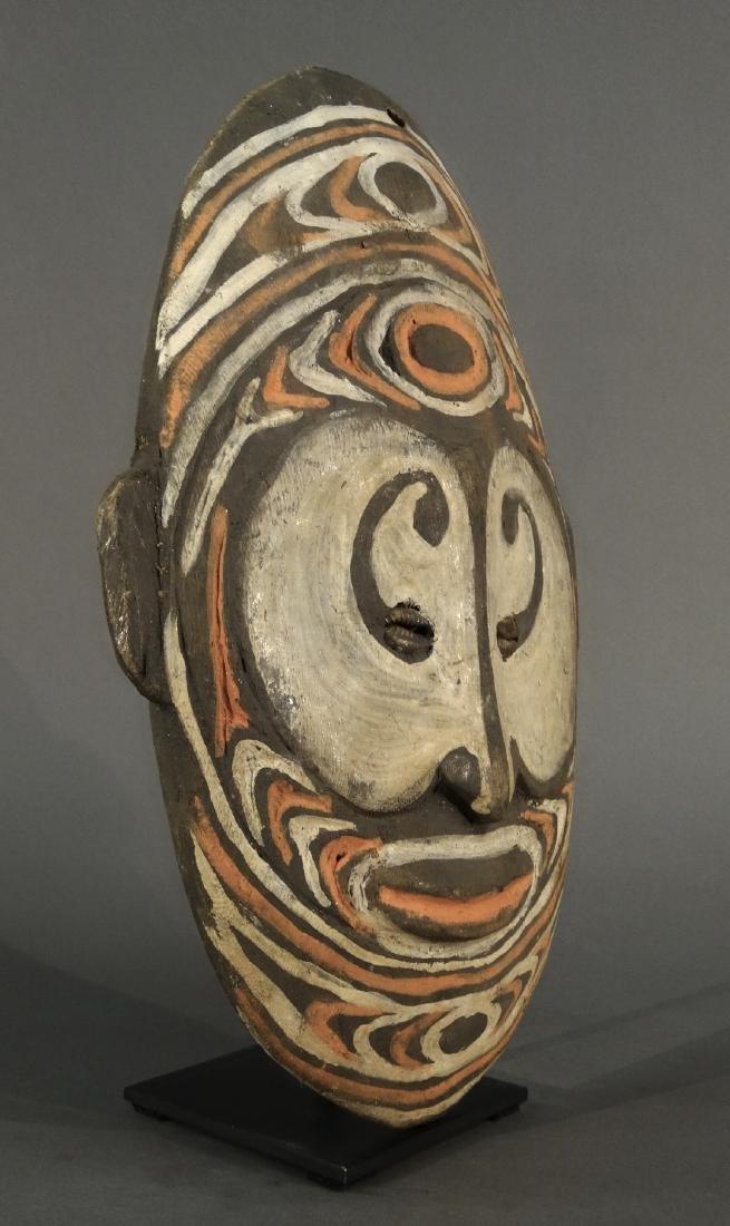 Ancestor wall mask from Torembi village - SEPIK - Papua - 4