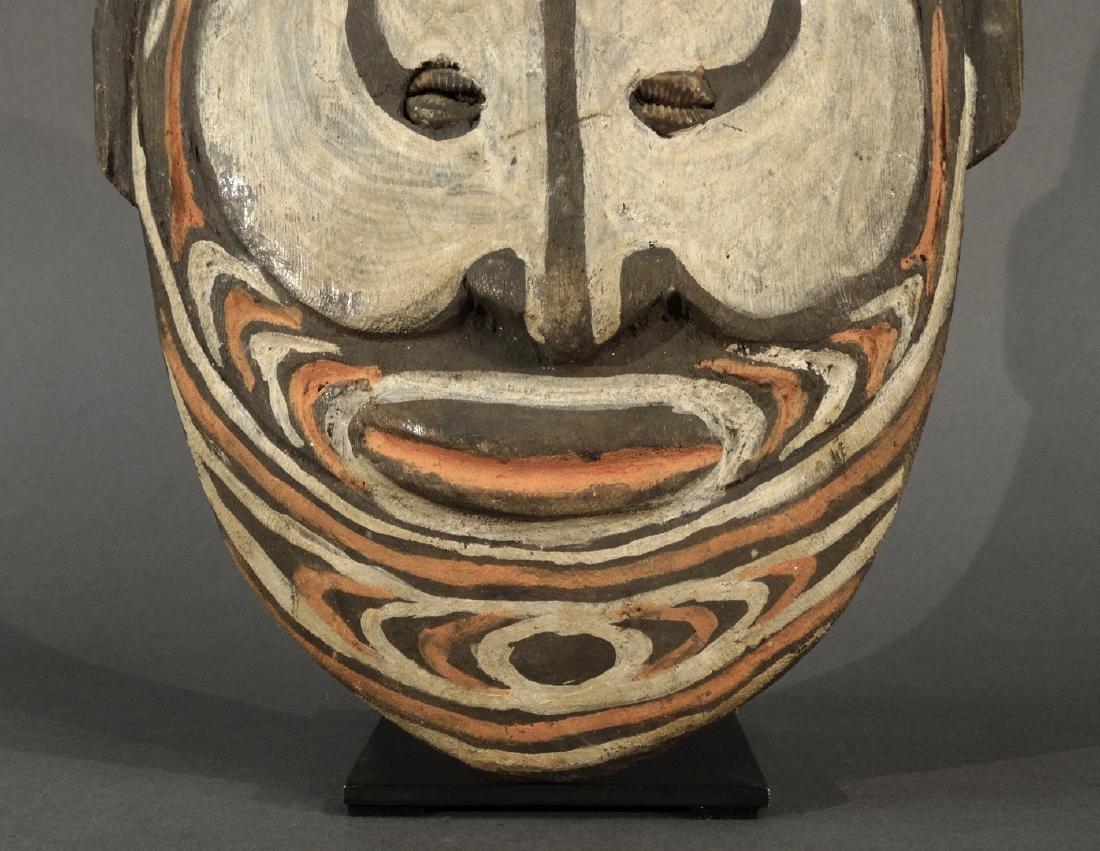 Ancestor wall mask from Torembi village - SEPIK - Papua - 6