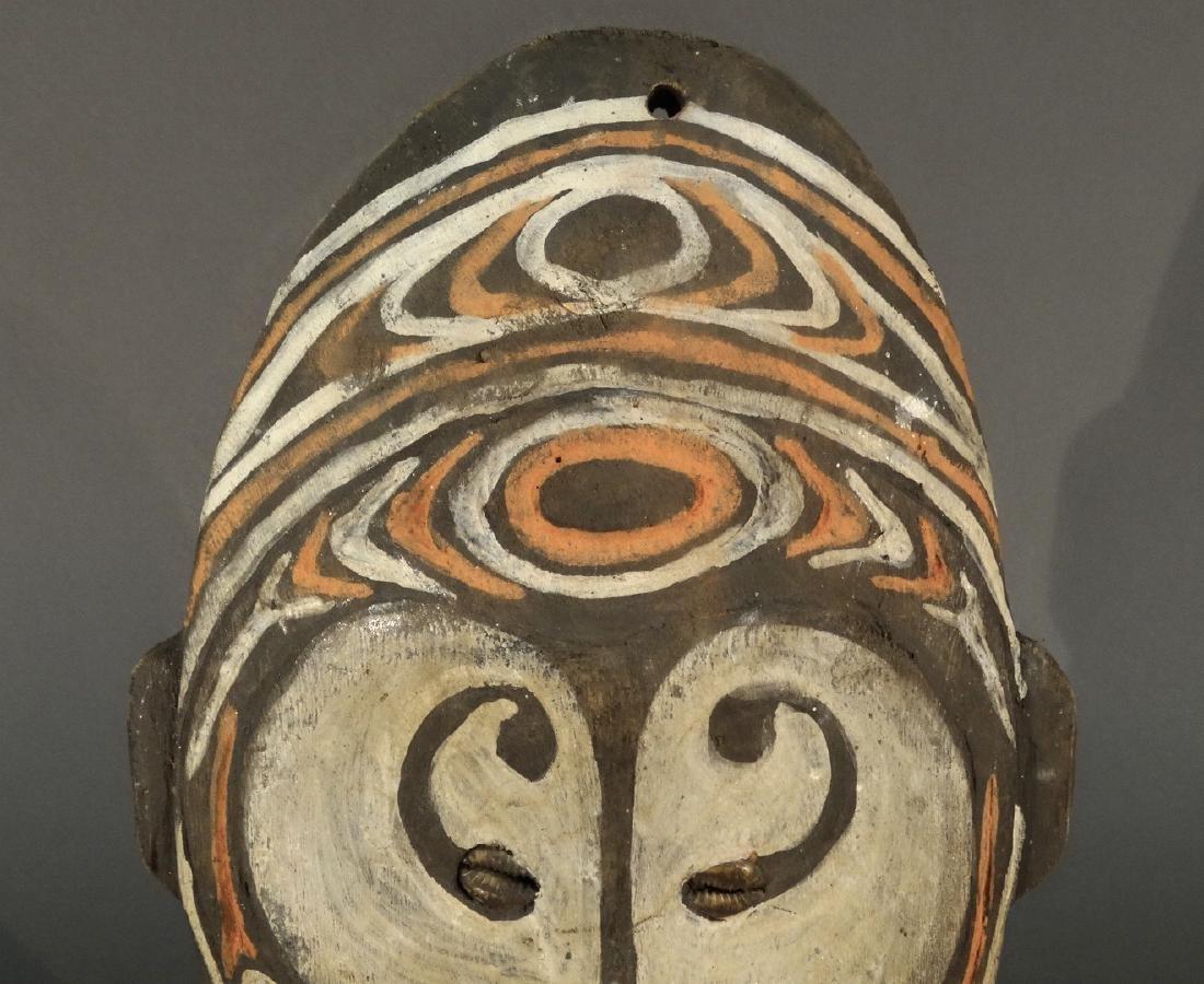 Ancestor wall mask from Torembi village - SEPIK - Papua - 7