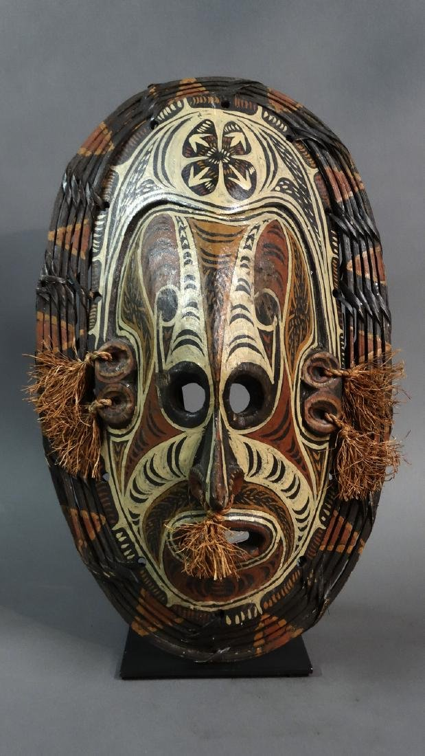 Large Savi mask - IATMUL - Middle Sepik - Papua New