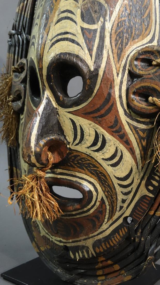 Large Savi mask - IATMUL - Middle Sepik - Papua New - 4