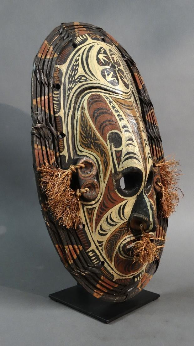 Large Savi mask - IATMUL - Middle Sepik - Papua New - 6