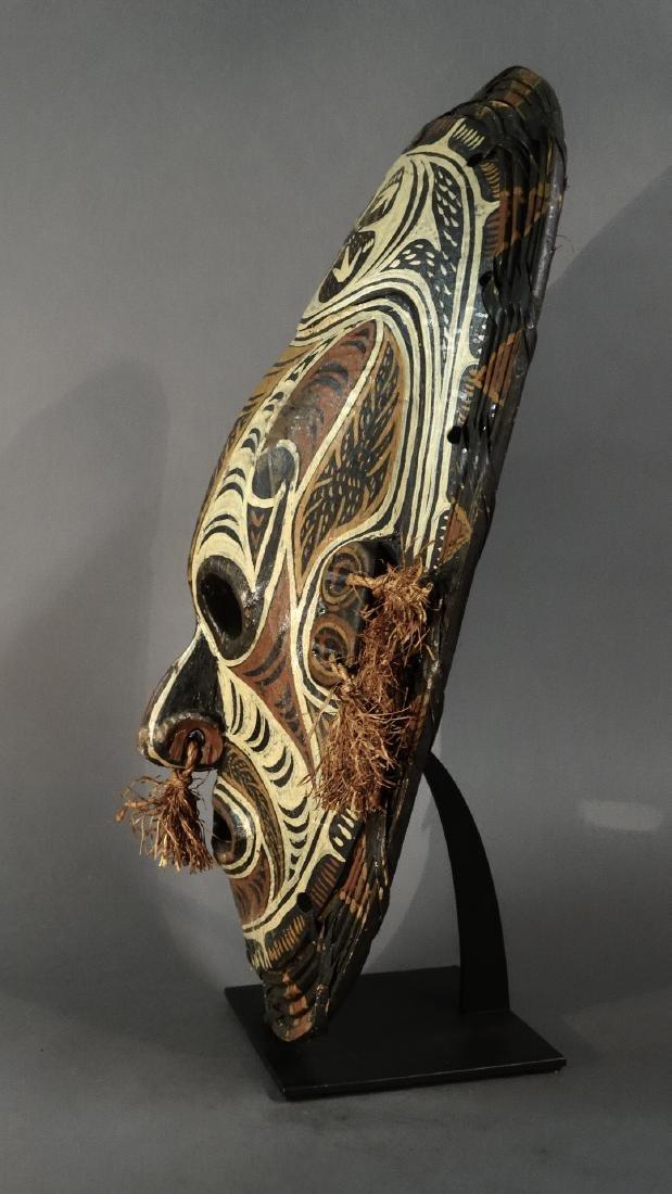 Large Savi mask - IATMUL - Middle Sepik - Papua New - 7