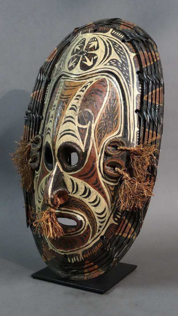 Large Savi mask - IATMUL - Middle Sepik - Papua New - 8