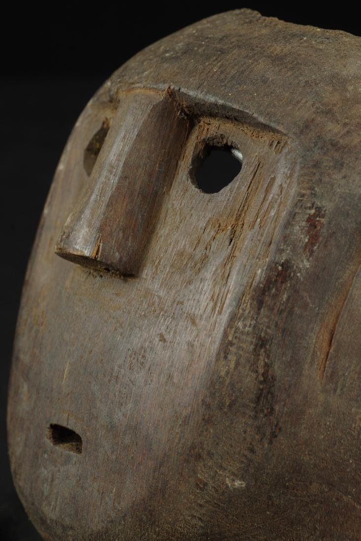 Mask with round shape - 5