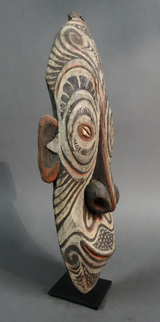 Ancestor wall mask from Tambanum village - SEPIK - - 4