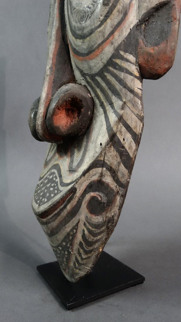 Ancestor wall mask from Tambanum village - SEPIK - - 5