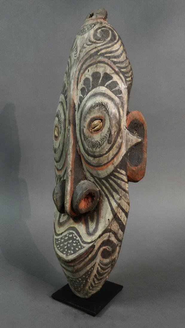 Ancestor wall mask from Tambanum village - SEPIK - - 7