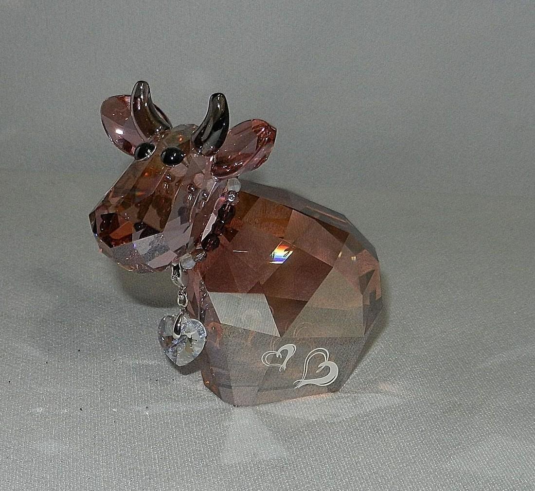 Swarovski Crystal Charming Mo, Limited Edition (Cow) # - 3