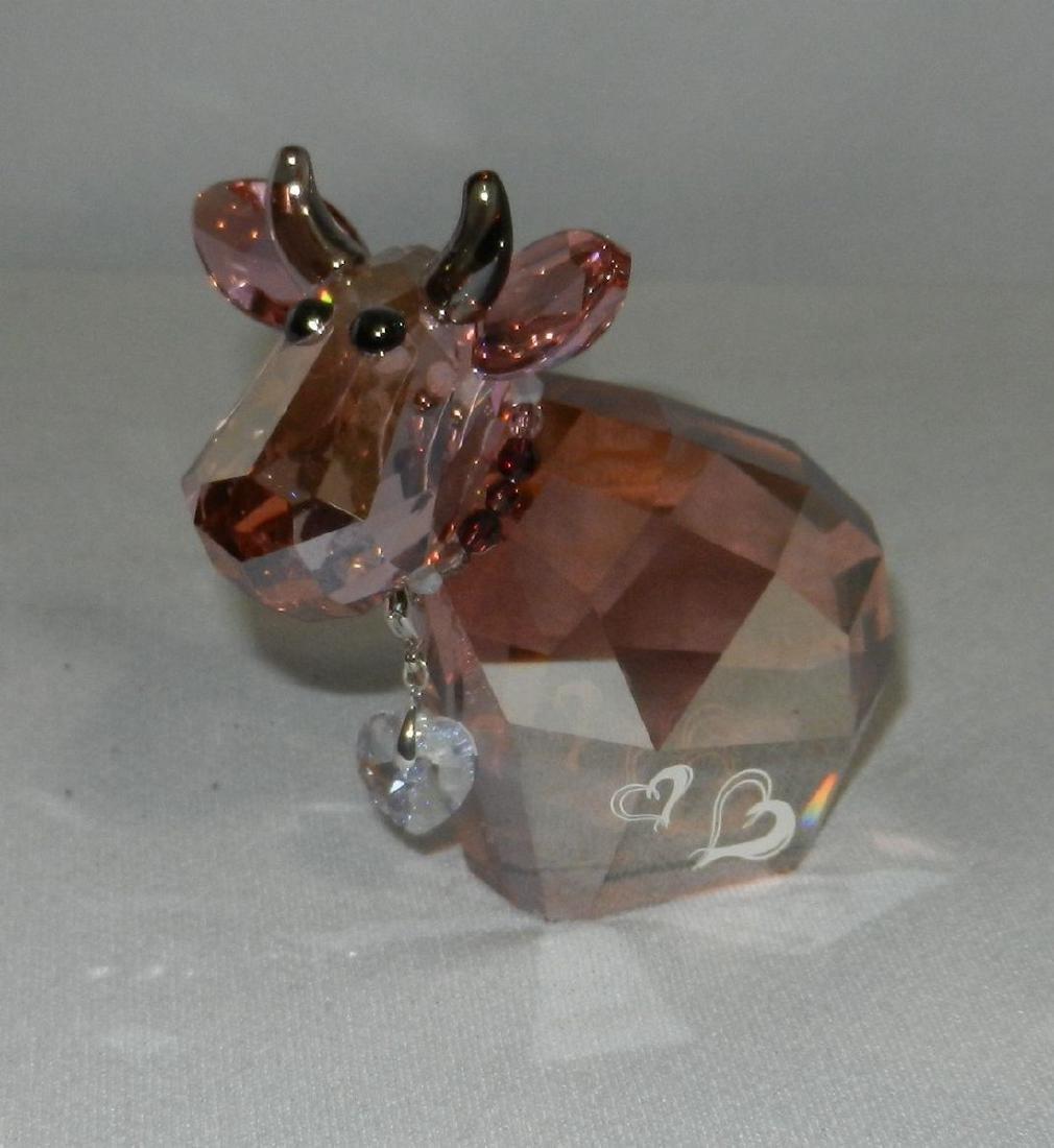 Swarovski Crystal Charming Mo, Limited Edition (Cow) # - 5