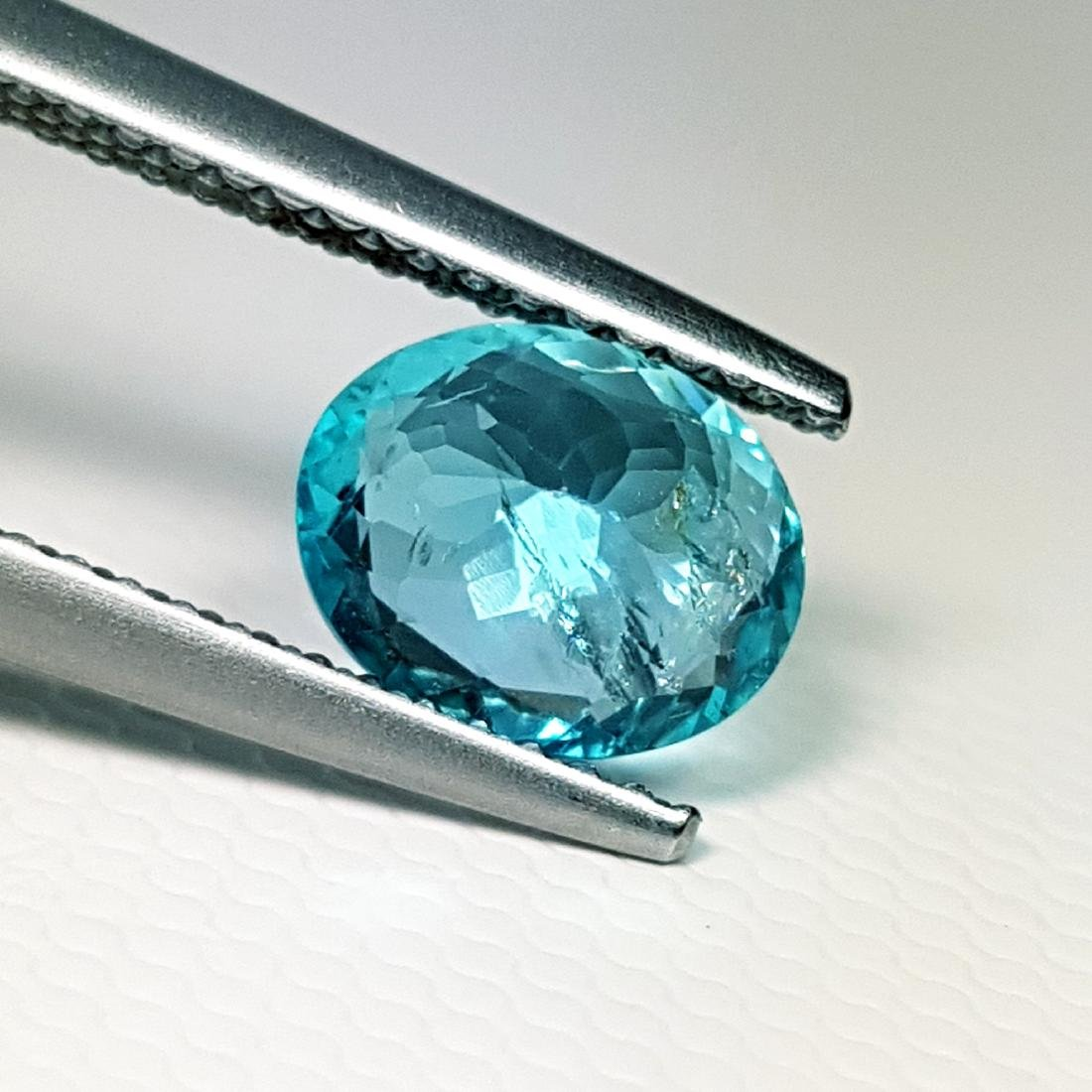 Amazing Gem  Natural Apatite - 1.22 ct - 4