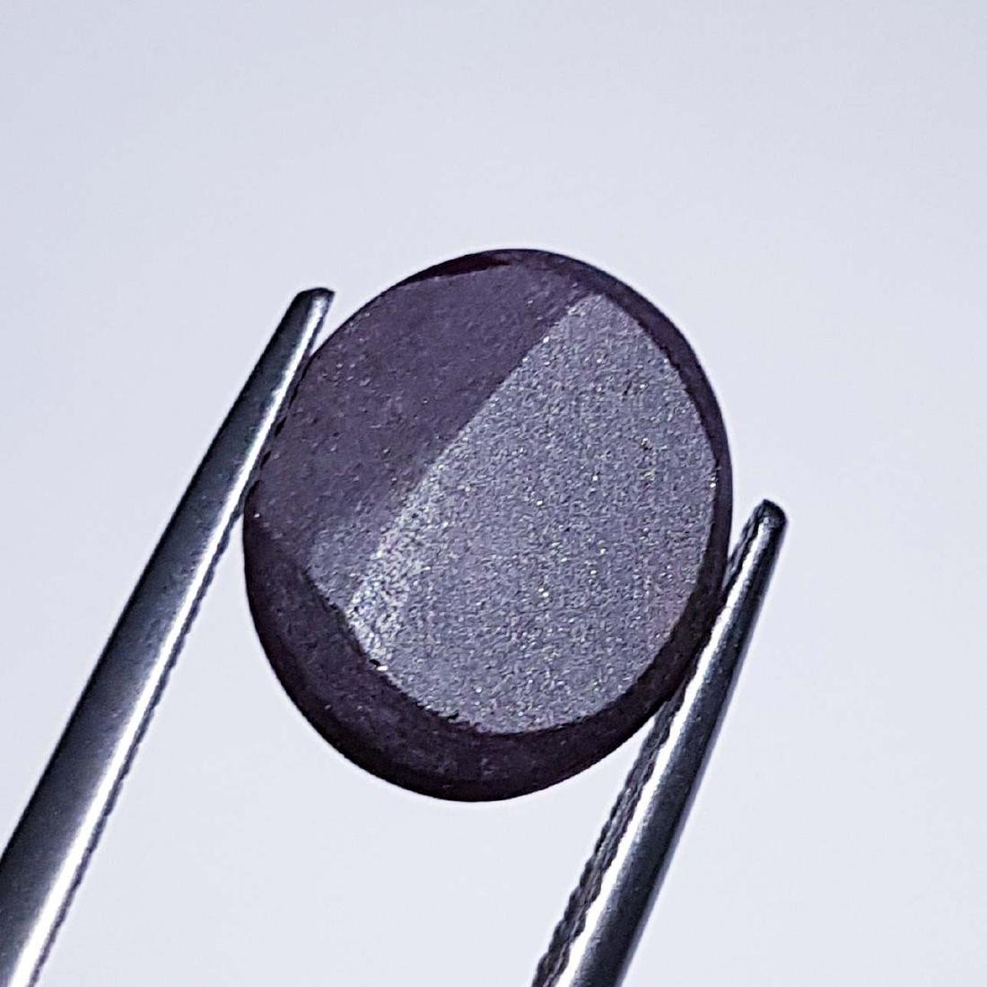 Amazing Six Ray Star Garnet - 12.70 ct - 4