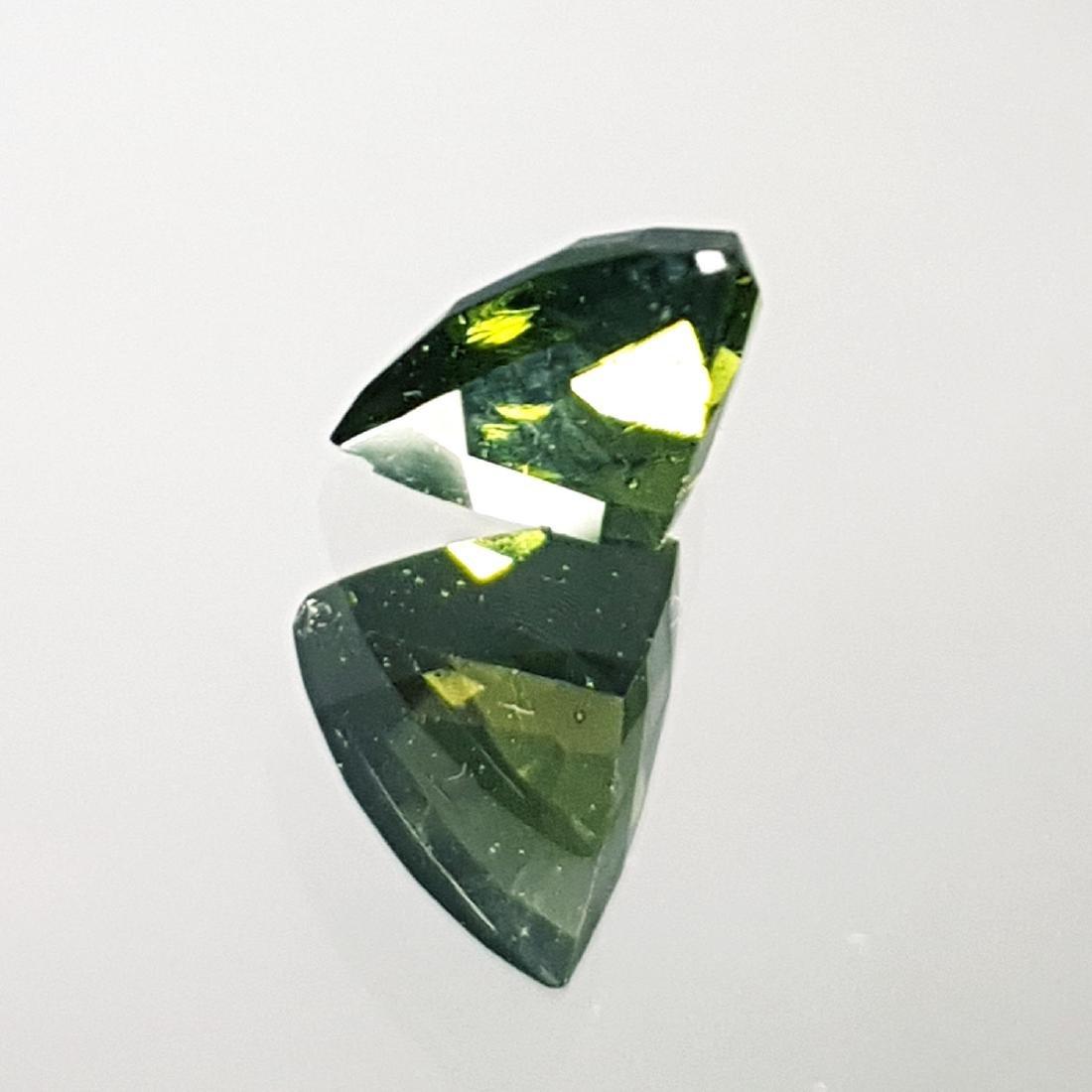 Natural Moldavite - 0.50 ct - 3