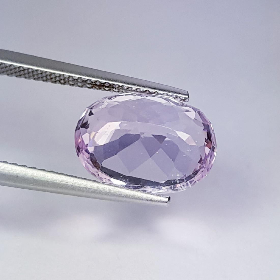 Natural Pink Kunzite - 7.81 ct - 2