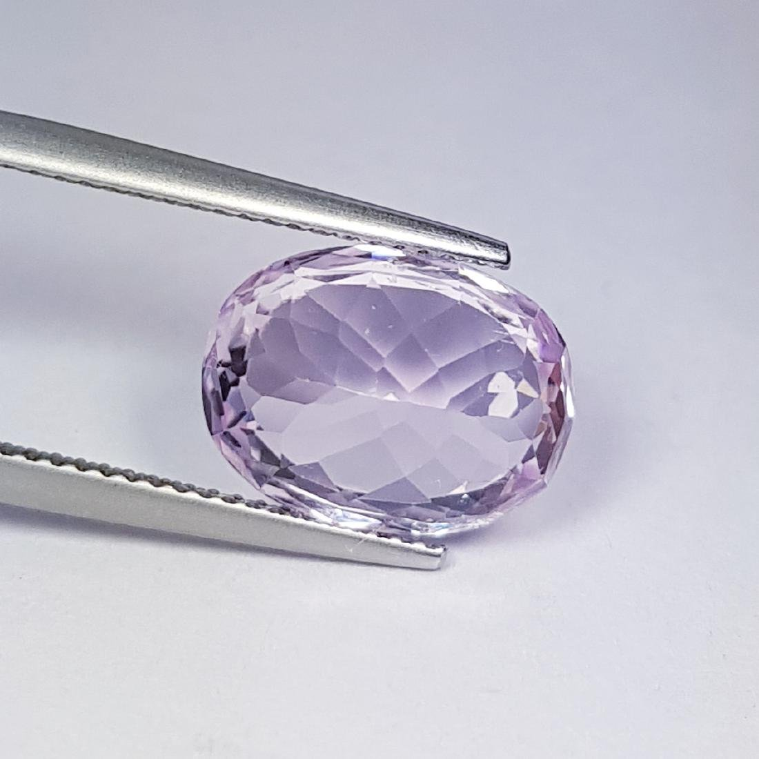 Natural Pink Kunzite - 7.81 ct - 4