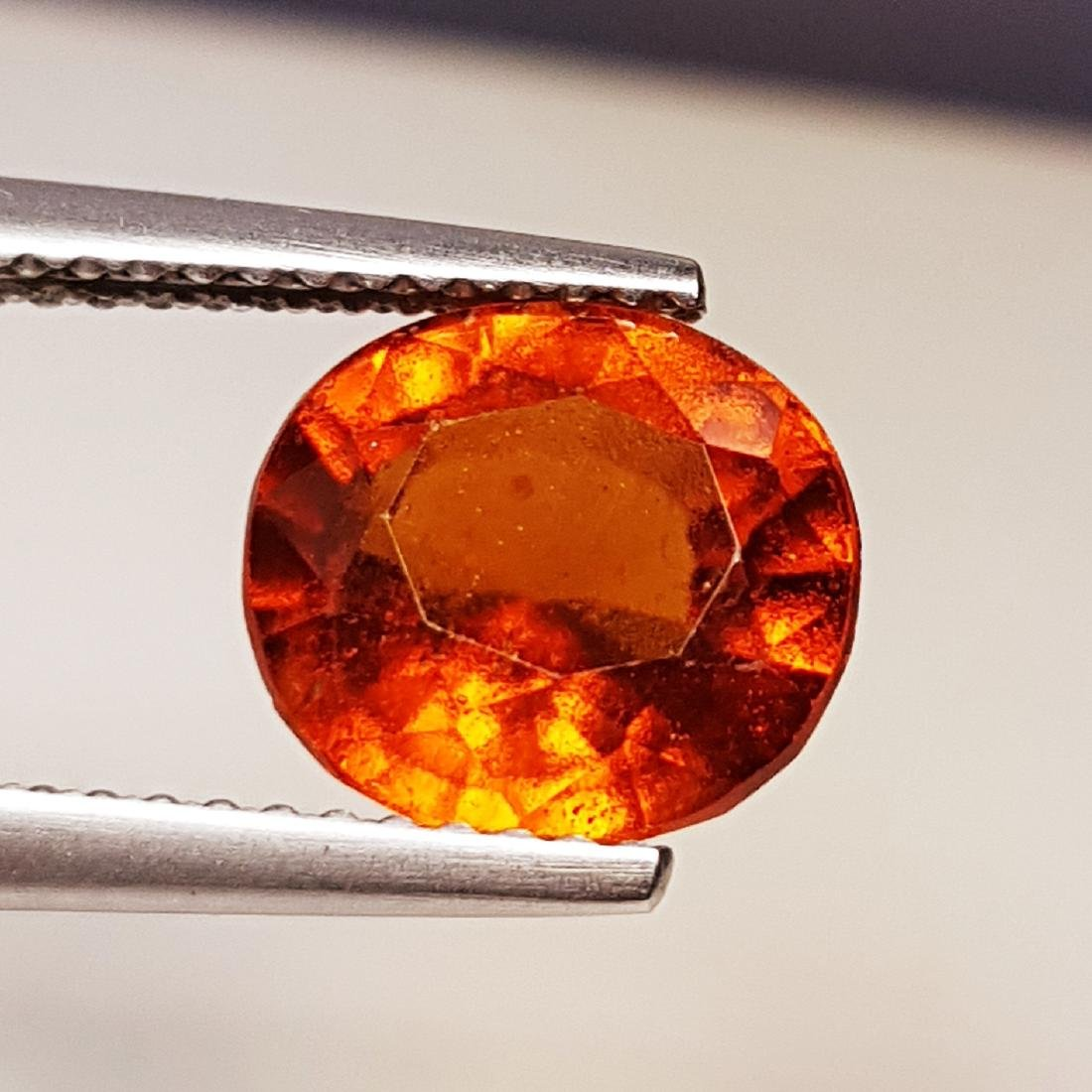 Hessonite Garnet - 2.82 ct - 4