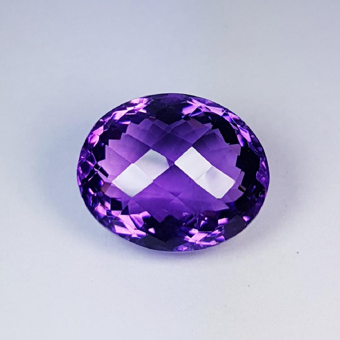 Natural Amethyst - 15.88 ct