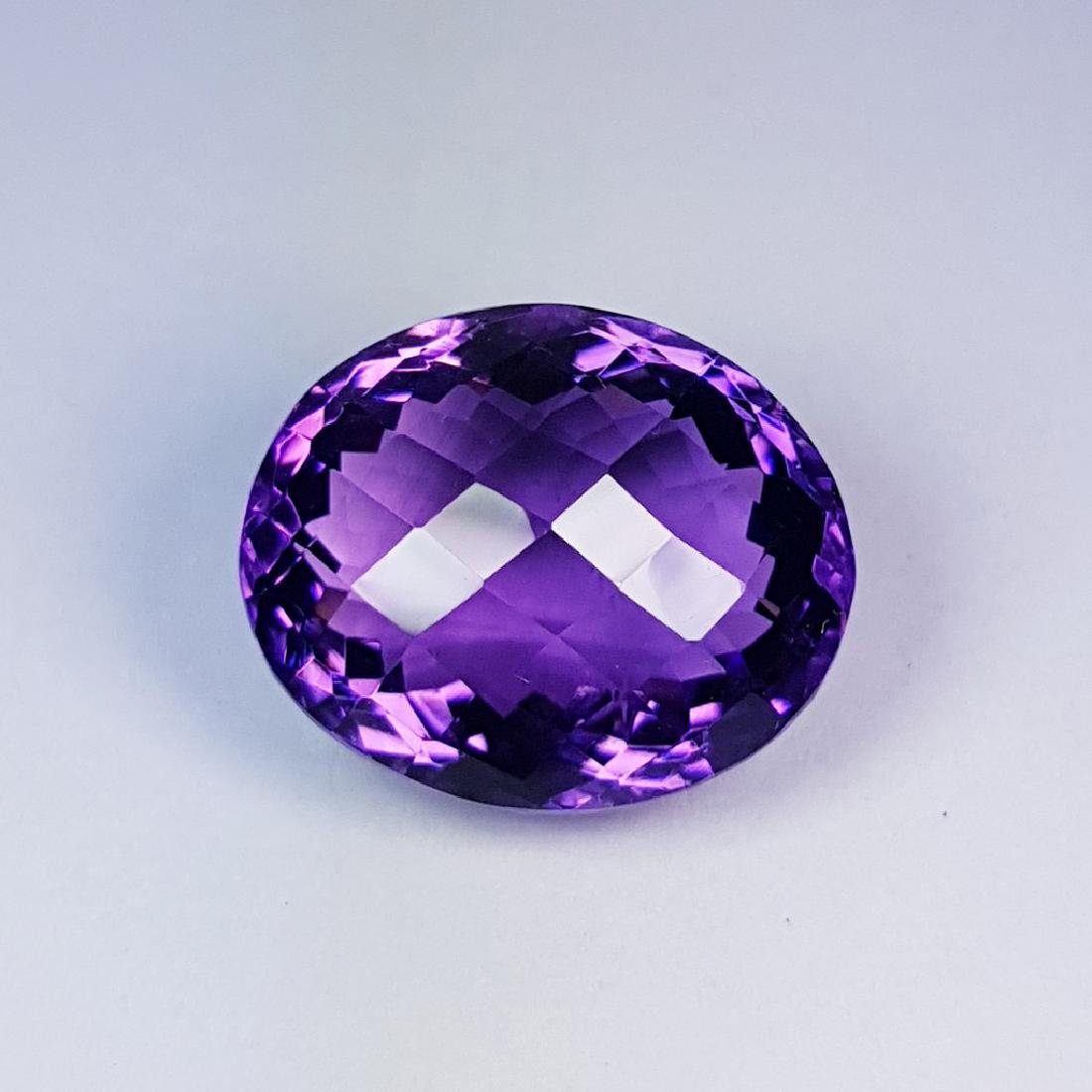 Natural Amethyst - 15.88 ct - 4