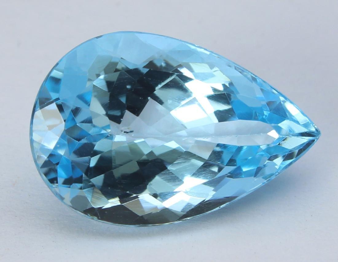 8.60 Ct Natural Blue Topaz