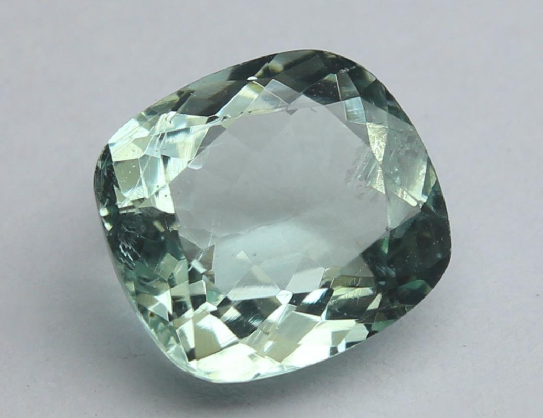 1.60 Ct Natural Aquamarine - 2