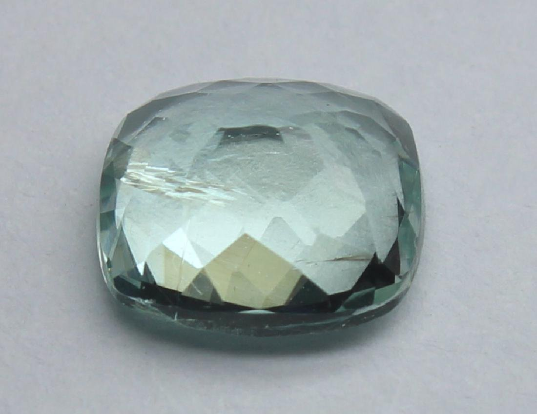 1.60 Ct Natural Aquamarine - 5