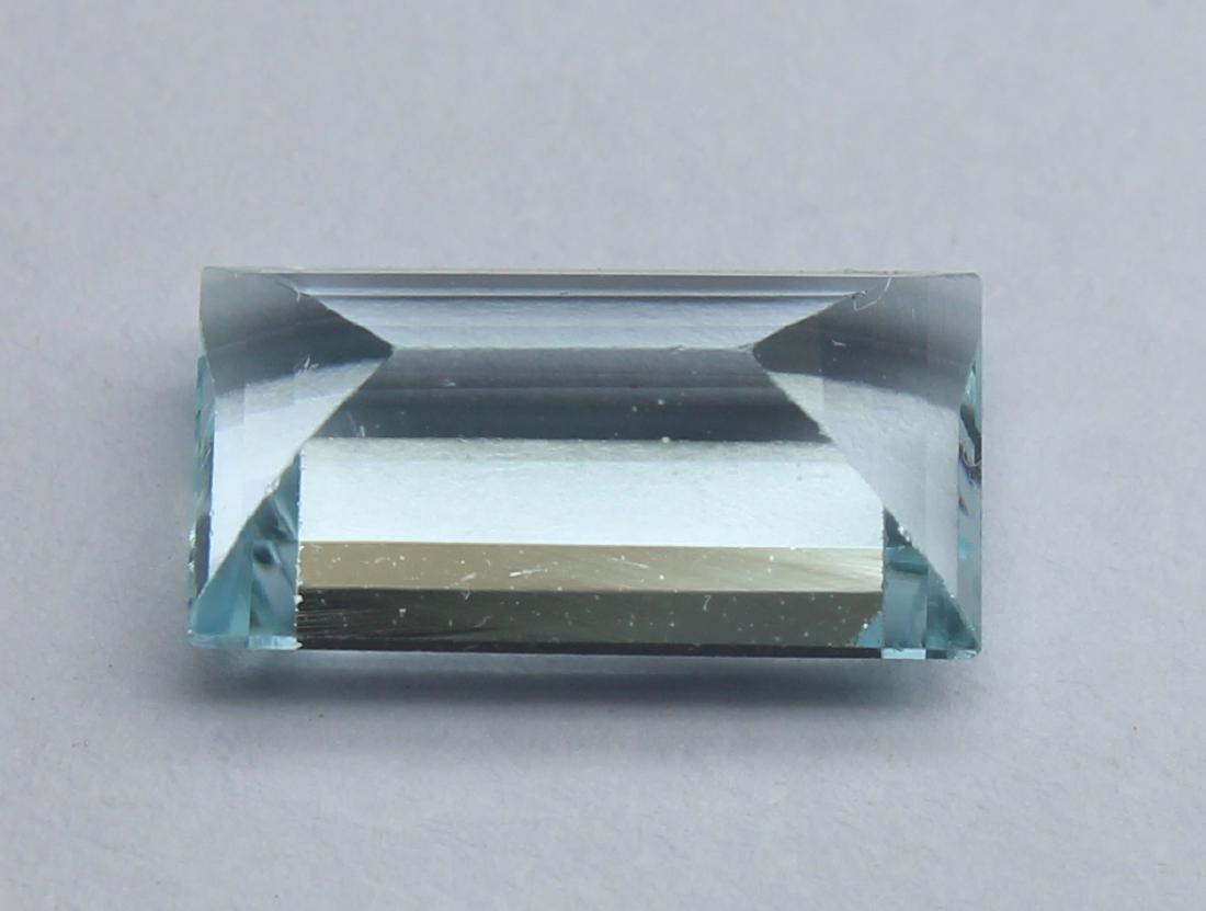 2 Ct Natural Aquamarine - 5