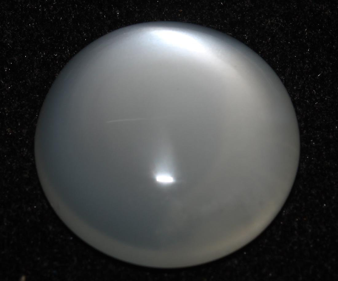 19.70 Ct Natural White Moonstone - 3