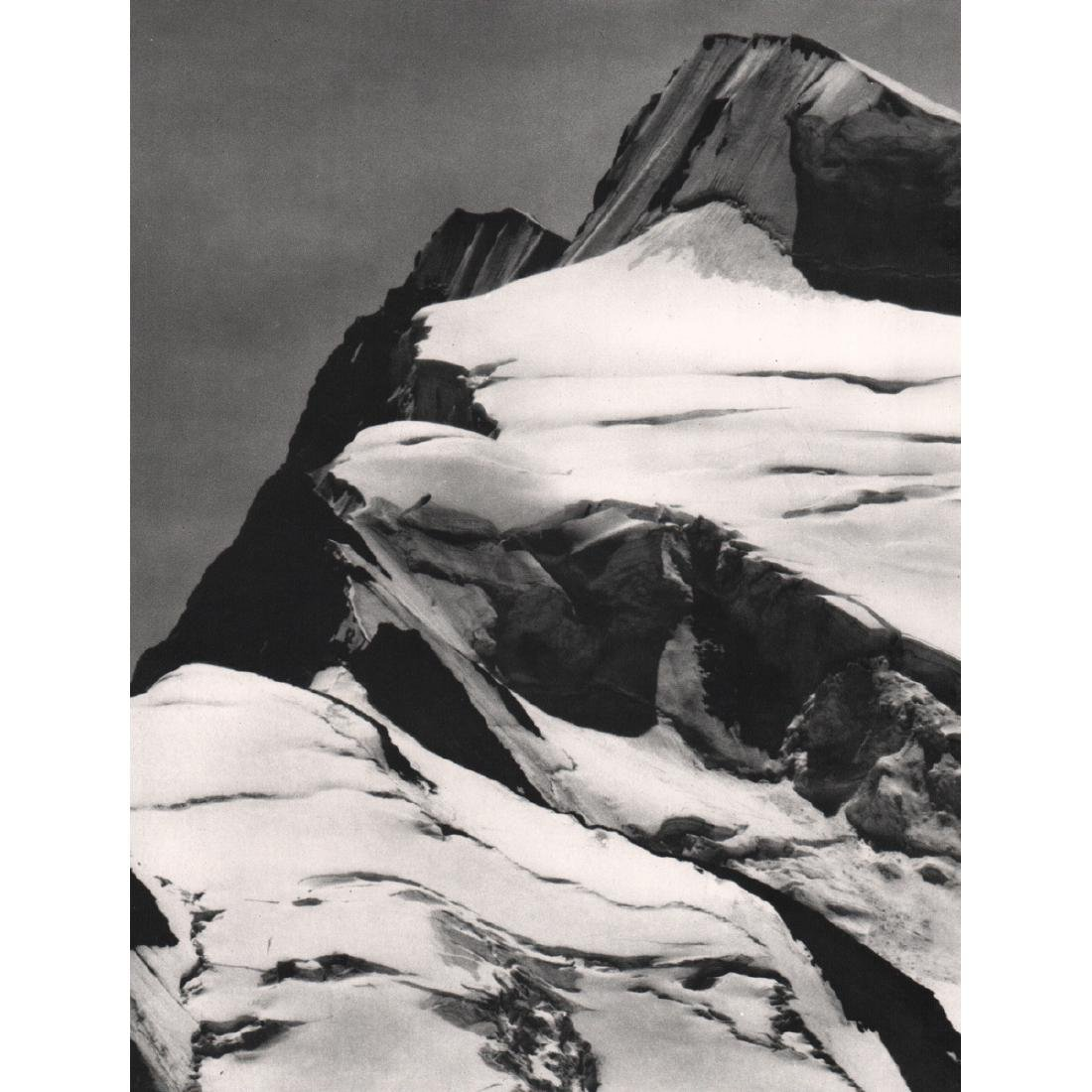 ANSEL ADAMS - Mount Resplendent