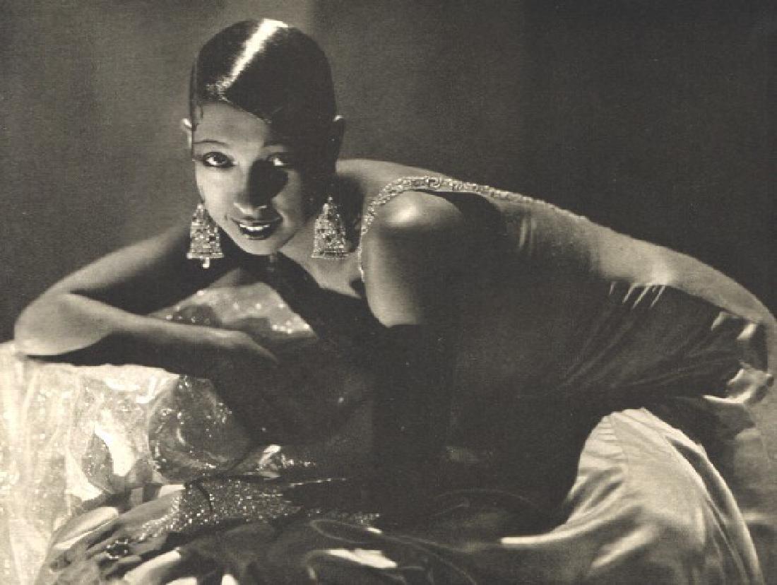 GEORGE HOYNINGEN-HUENE - Josephine Baker