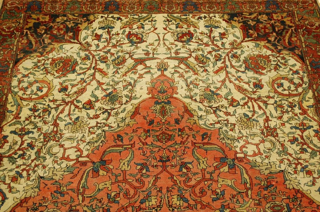 Persian Mishan meeshan Malayer Rug 4.5x6.5 - 10
