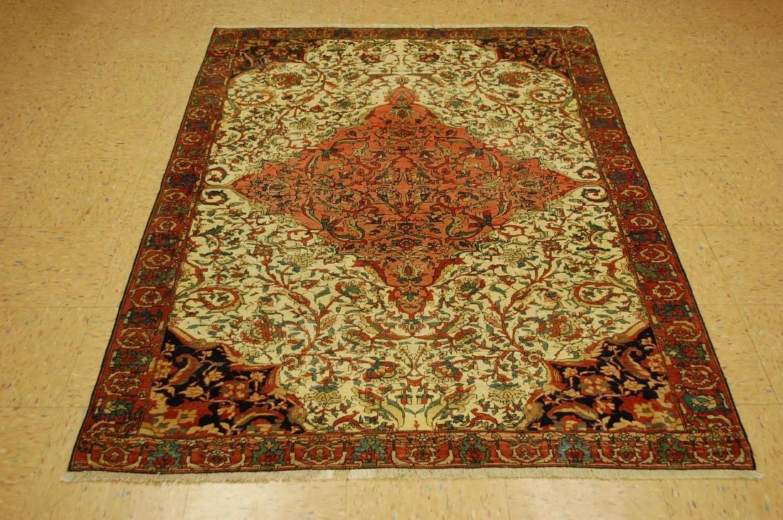 Persian Mishan meeshan Malayer Rug 4.5x6.5