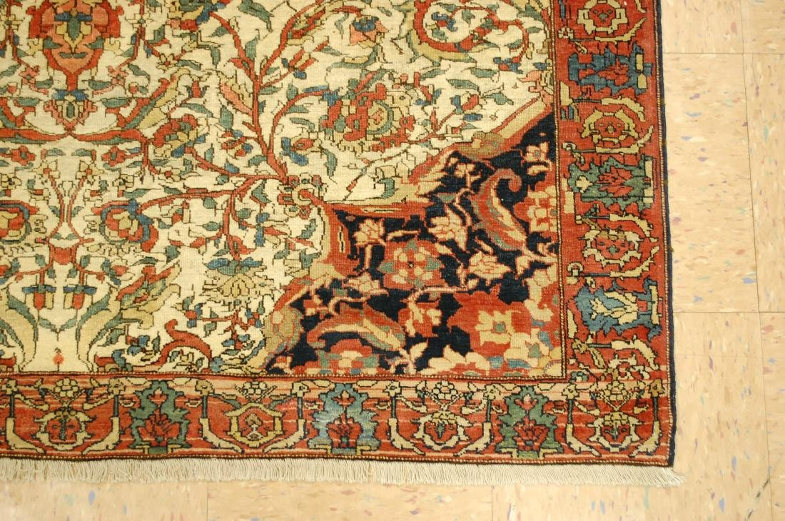 Persian Mishan meeshan Malayer Rug 4.5x6.5 - 2