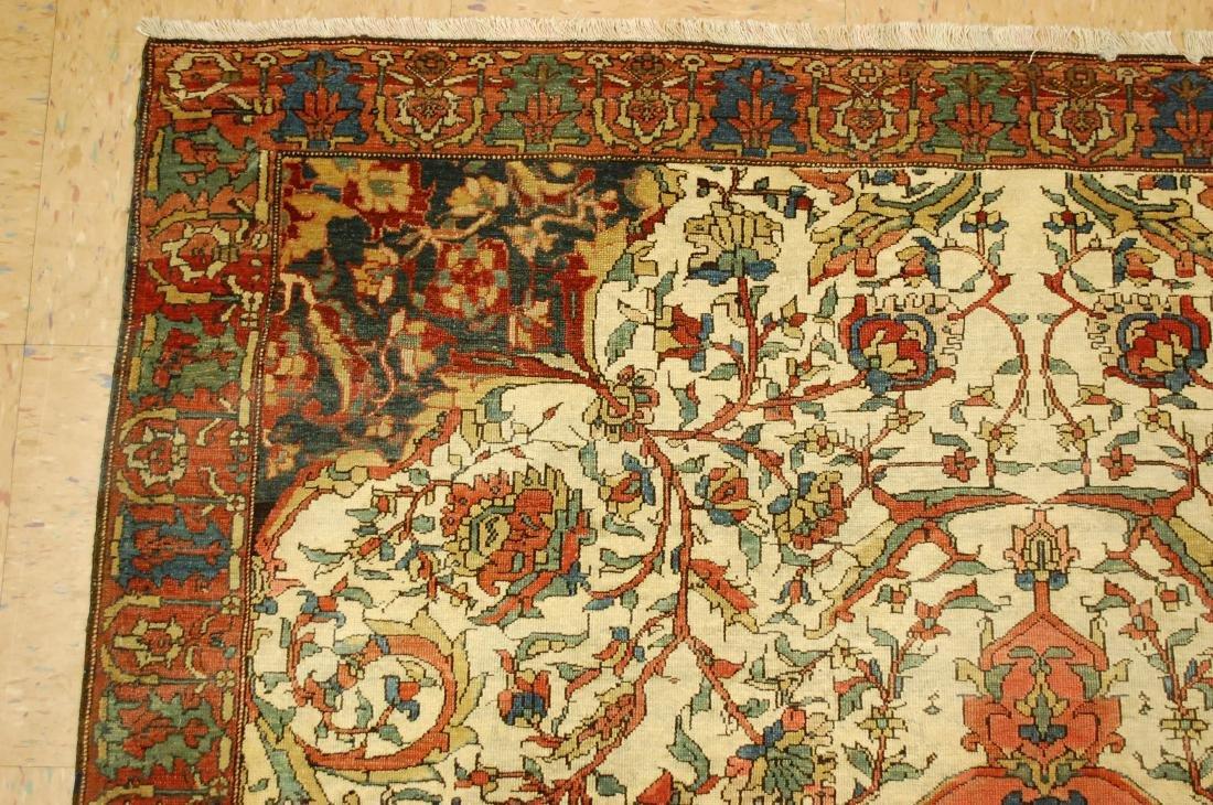 Persian Mishan meeshan Malayer Rug 4.5x6.5 - 4