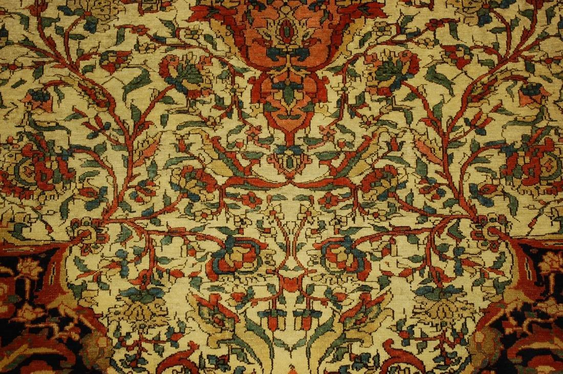 Persian Mishan meeshan Malayer Rug 4.5x6.5 - 5