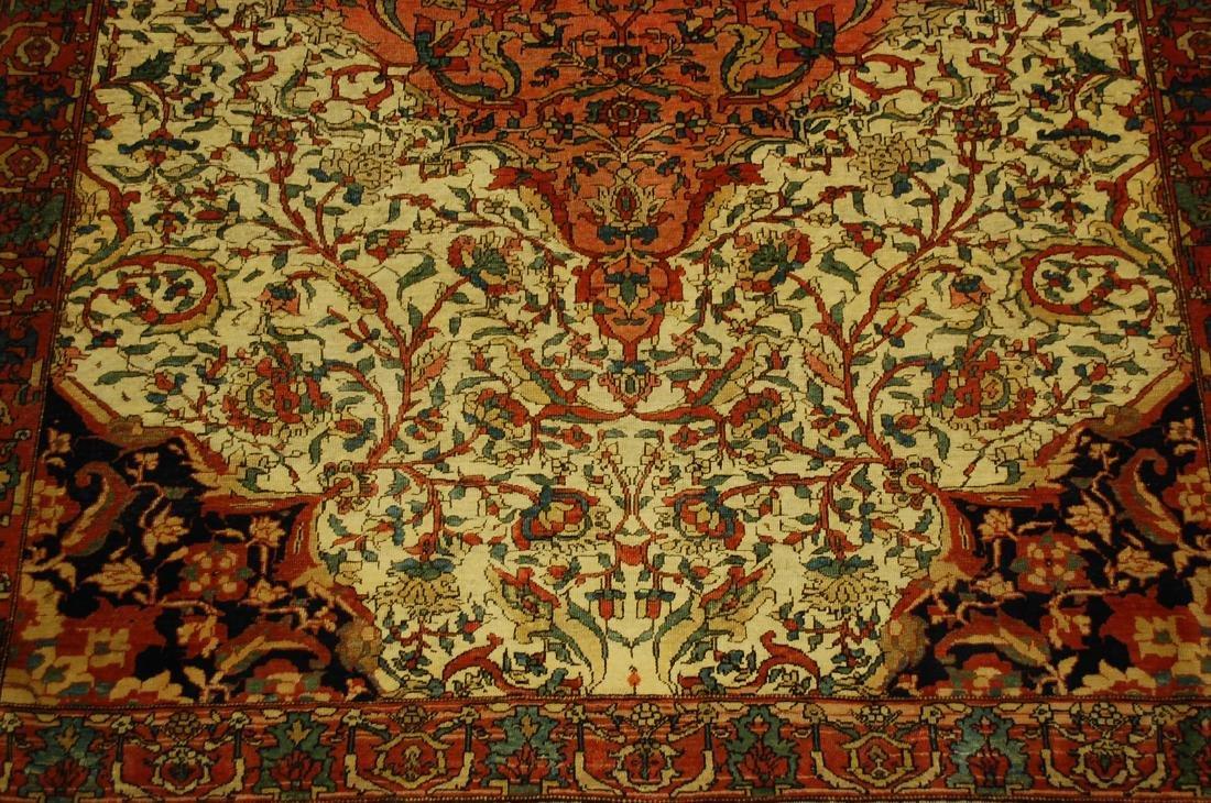 Persian Mishan meeshan Malayer Rug 4.5x6.5 - 6