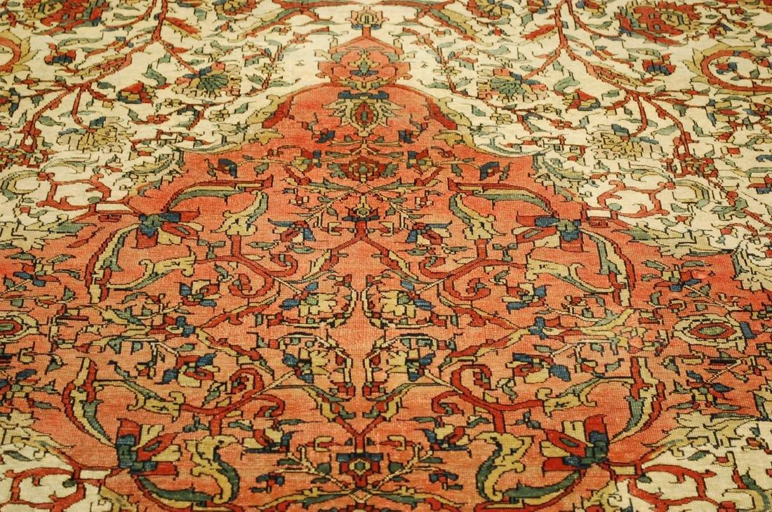 Persian Mishan meeshan Malayer Rug 4.5x6.5 - 7