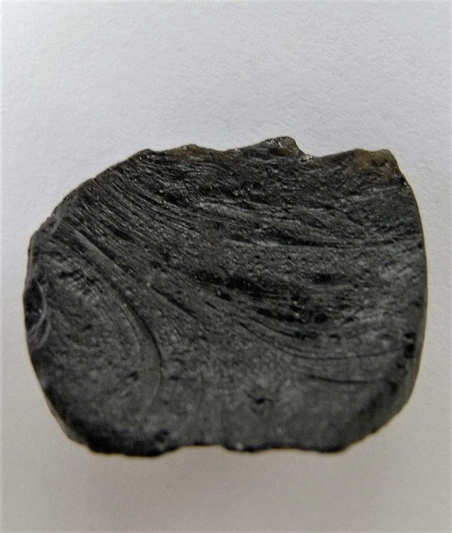THAILANDITE TEKTITE 0.8 MILL YEARS FROM METEORITE