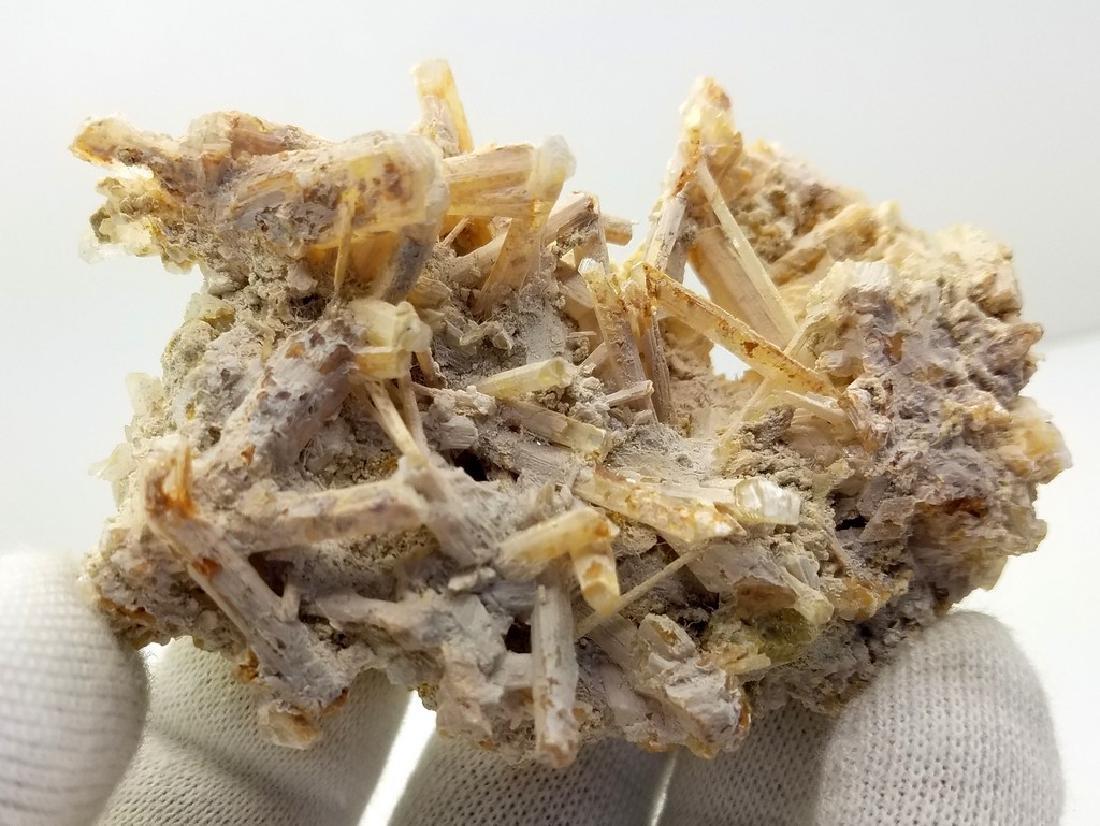 Natural Tourmaline Crystals Specimen - 2