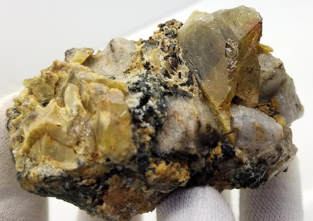 Natural Sphene Specimen - 3