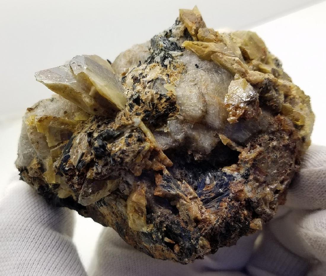 Natural Sphene Specimen - 4