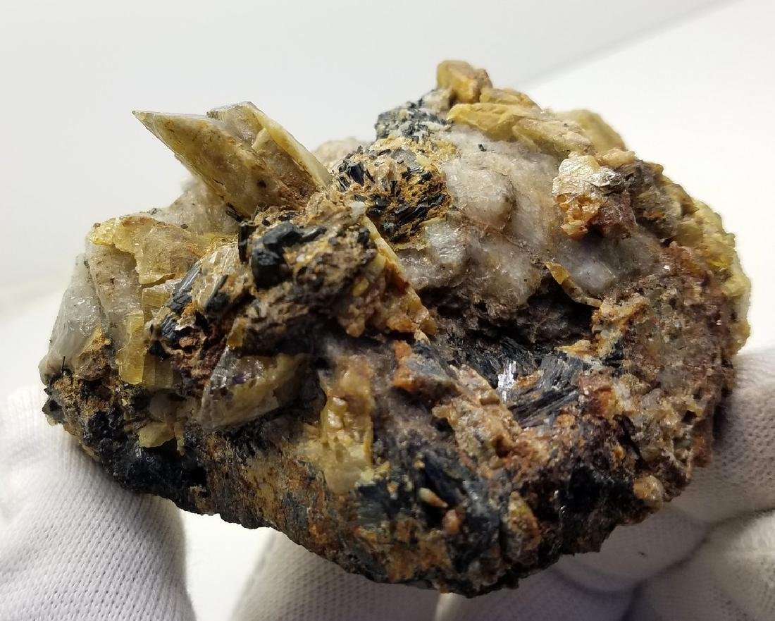 Natural Sphene Specimen - 5