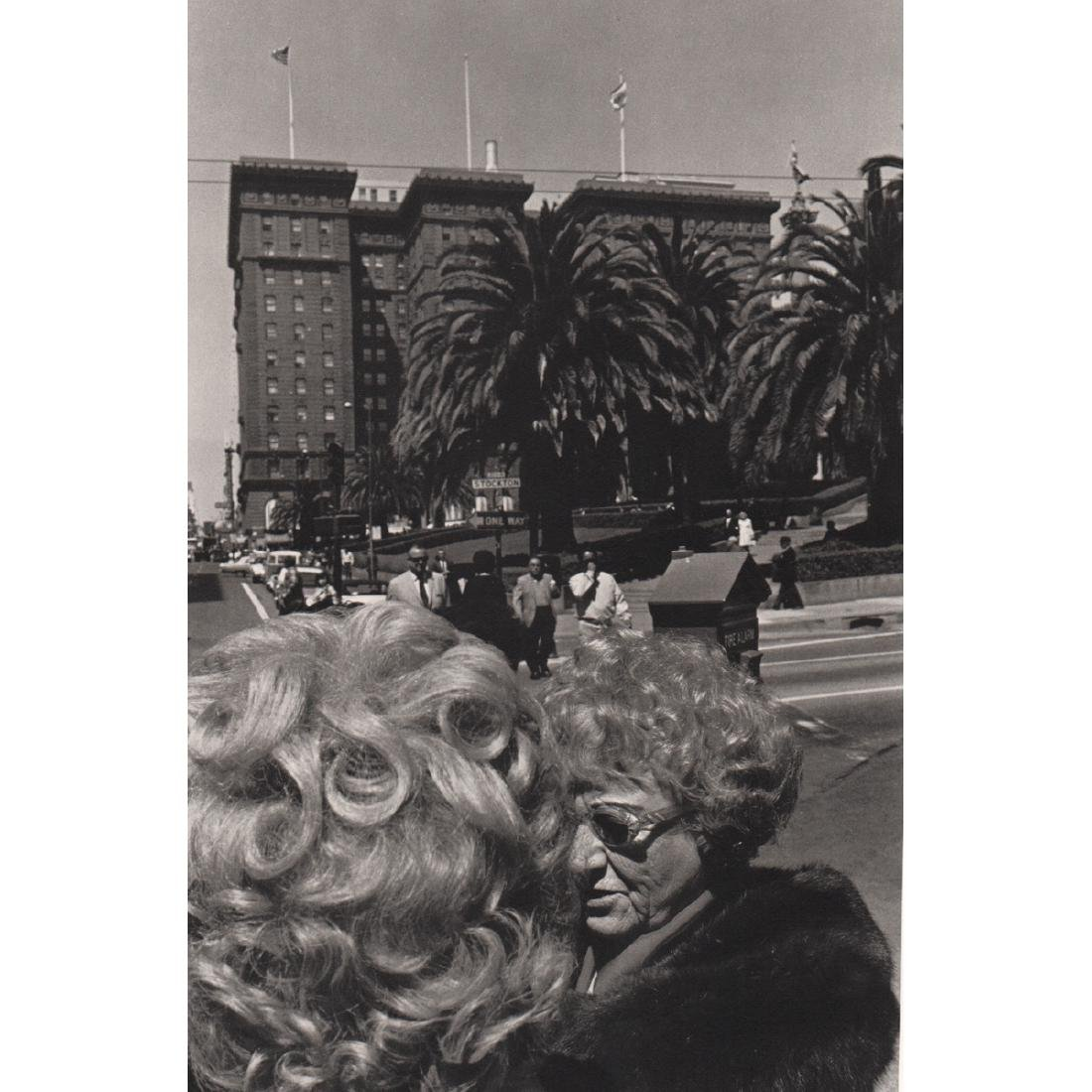 LEE FRIEDLANDER - San Francisco, CA 1970