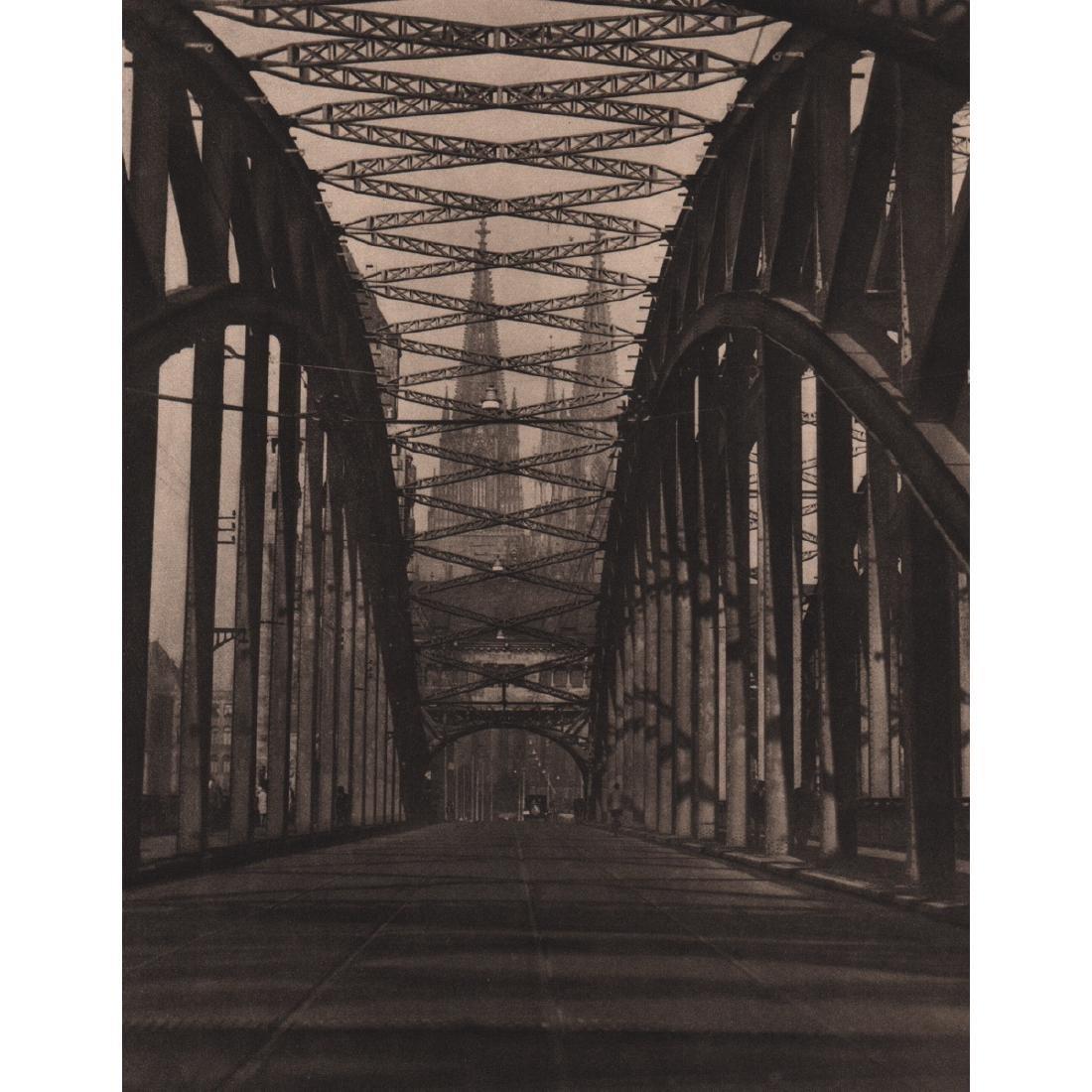 E.O. HOPPE - Hohenzollern Bridge, Cologne